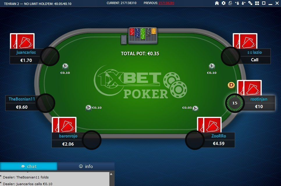 What kinds of 1xBet poker are introduced on the platform